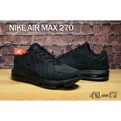2019 air max 270 toute noir en vente 9507