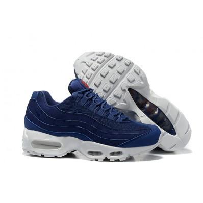 Achat air max 95 bleu en soldes 809