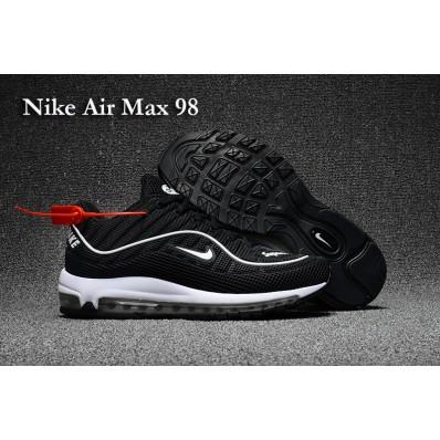 Achat air max 98 blanche en soldes 968