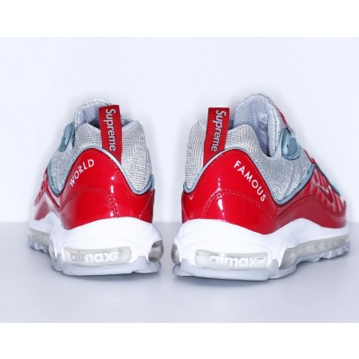 Achat air max 98 rouge et grise Chaussures 24995
