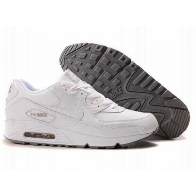 Achat chaussure nike air max blanche en soldes 27796