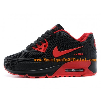 Basket air max 90 rouge pas cher Chaussures 3603