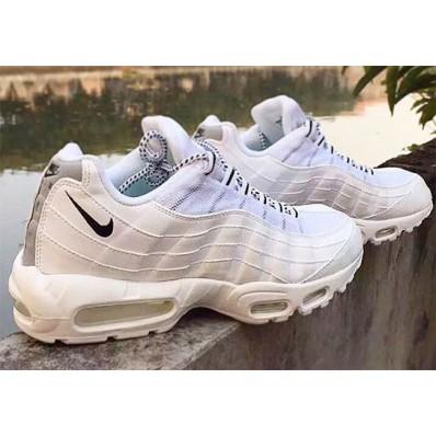 Basket air max 95 blanche Chaussures 790