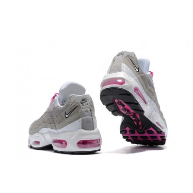 Basket air max 95 femme pas cher rose pale destockage 3630