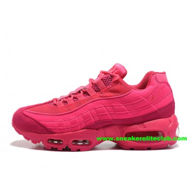 Basket air max 95 rose pas cher Chaussures 3466