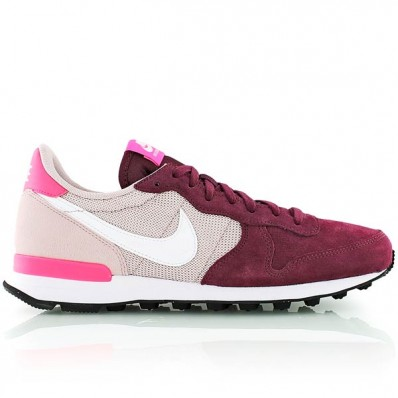 Basket nike internationalist rouge Site Officiel 223