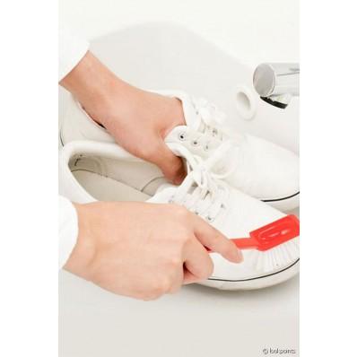 Nouveautés nettoyer air max blanche tissu en vente 29701