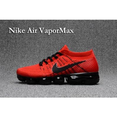 Nouveautés vapormax rouge destockage 696