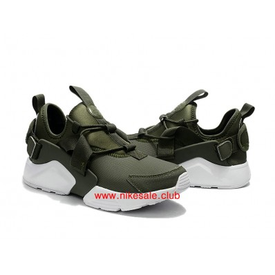 Pas Cher air huarache kaki destockage 324