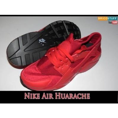 Shop air huarache rouge en france 304