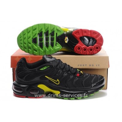Shop nike tn vert jaune rouge France 37502
