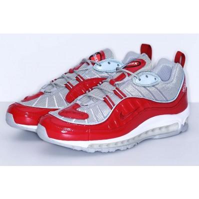 Soldes air max 98 rouge et blanc en vente 24382