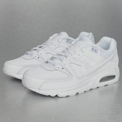 Vente air max command leather blanche site fiable 28847