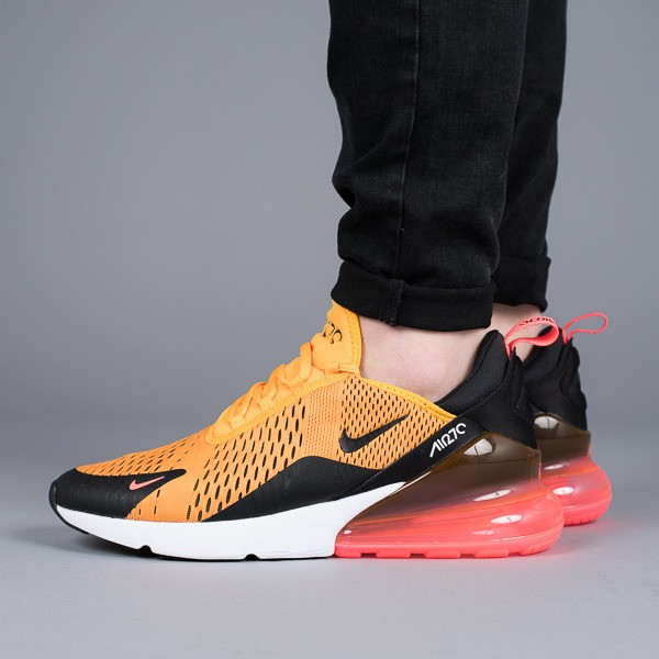 achat air max 270 blanche orange chaussures 29073. Black Bedroom Furniture Sets. Home Design Ideas