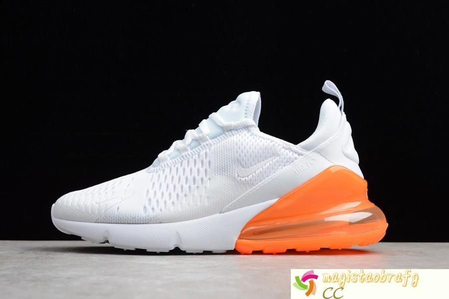 Acheter air max 270 femme blanche orange en france 13951