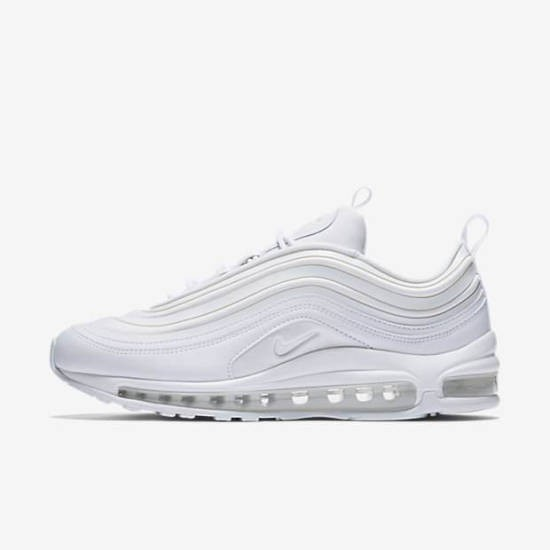 Basket air max 97 blanche or Pas Cher 29114