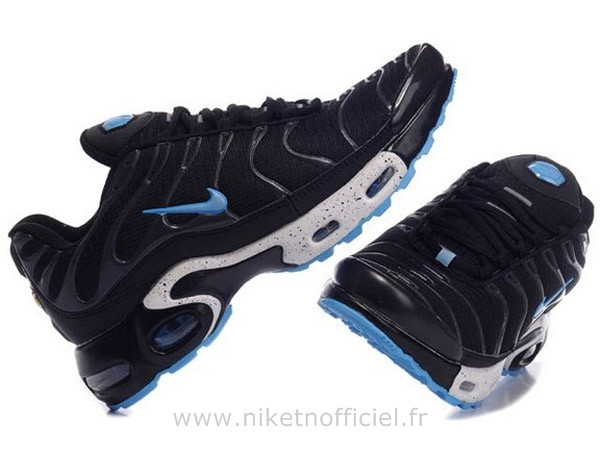 huge discount 7aa8c 6c95b Basket nike tn requin noir et bleu destockage 35040