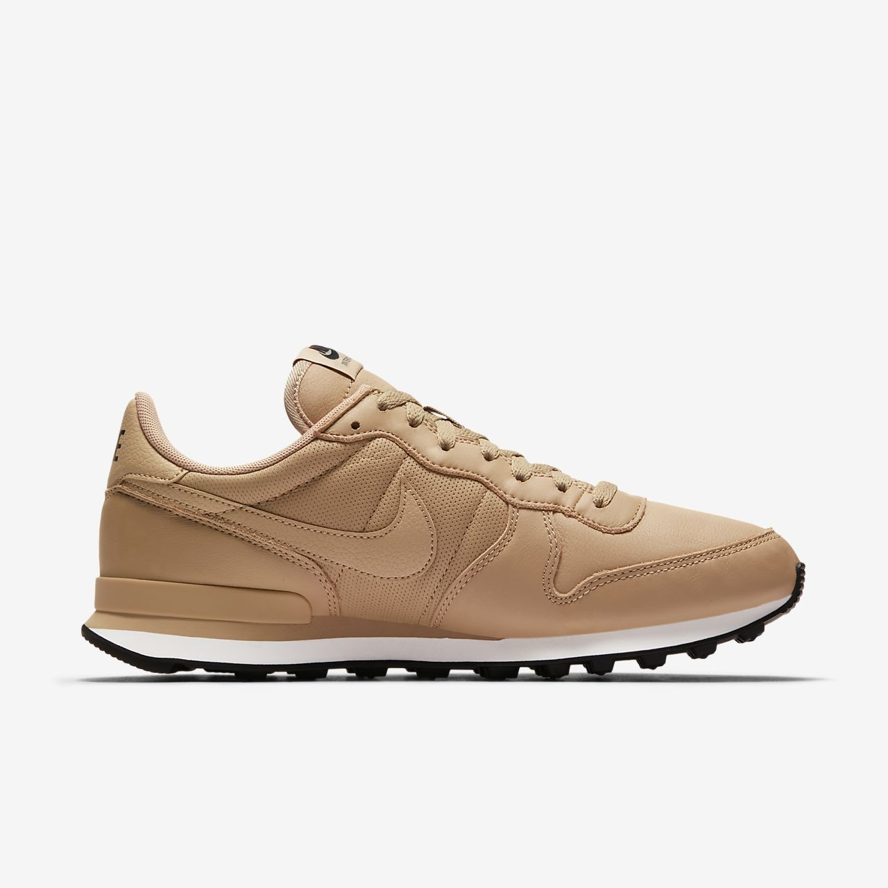 nike internationalist femme marron or
