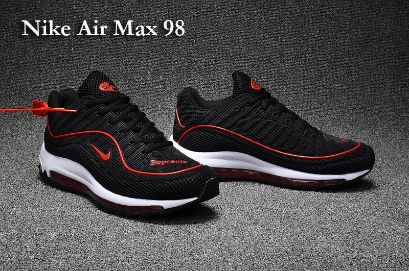 air max 98 rouge et blanc