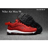 2019 air max 98 rouge blanche Chaussures 24375