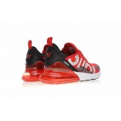 Basket air max 270 supreme rouge 2019 26081