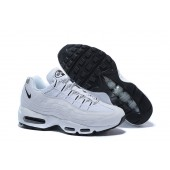 Basket air max 95 blanche solde Chaussures 29441