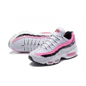 Basket air max 95 femme rose et noir en france 14364