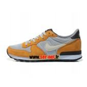 Basket nike internationalist homme jaune Chaussures 32428