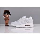 Shop air max 90 leather blanche homme en soldes 21682
