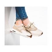 Shop air max thea premium beige femme en france 27012