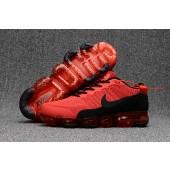 Shop air vapormax noir et rouge en soldes 26560
