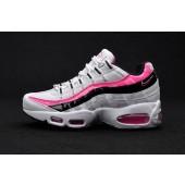 Vente air max 95 femme rose et noir Chaussures 14366
