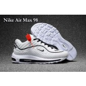 Vente air max 98 femme rouge et blanc Chaussures 24865