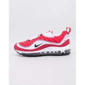 Vente air max 98 rouge blanche Pas Cher 24373