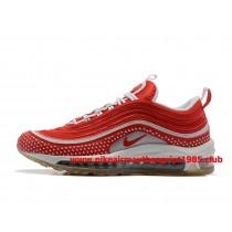 Achat air max femme rouge et blanc en ligne 24834