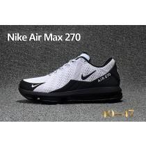 Basket air max 270 toute noir en vente 9505