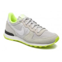 Basket nike internationalist rose gris jaune prix en cours 33198