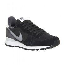 Pas Cher nike internationalist noire et grise Chaussures 30507