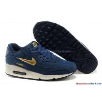 Shop air max 90 femme bleue site fiable 19914