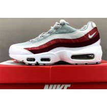 Soldes air max 95 rouge et blanc Chaussures 24335