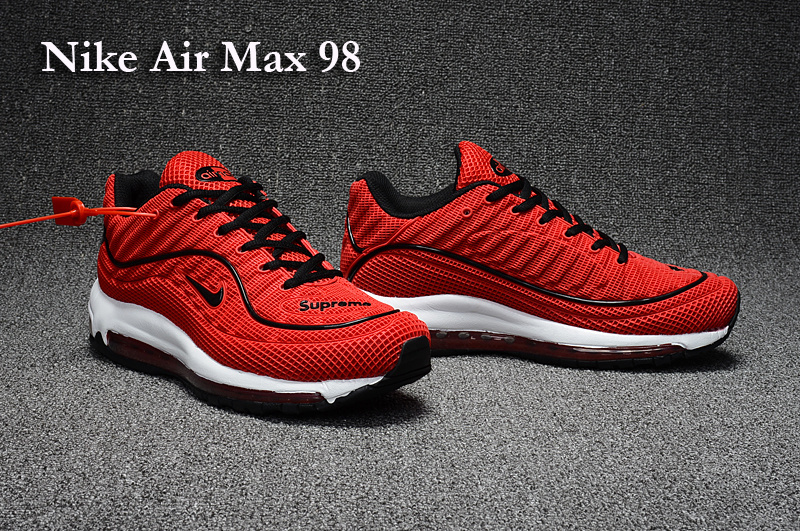 Acheter air max 98 rouge Chaussures 952
