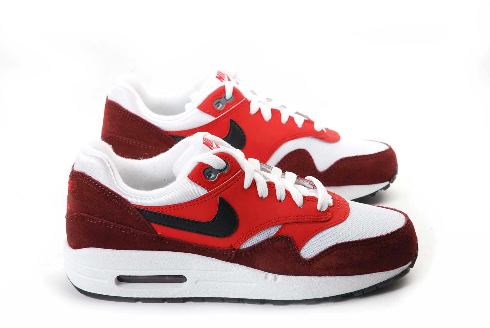 Pas Cher nike air max rouge et blanc Chaussures 24756