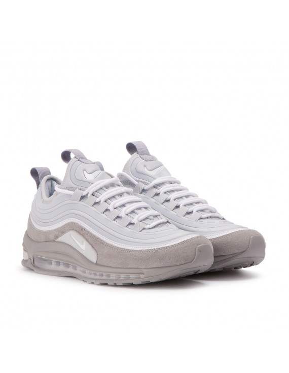 Shop air max 97 grise blanche Chaussures 28317