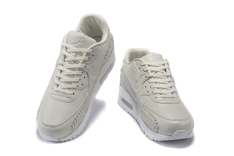 Shop air max woven blanche Chaussures 30060
