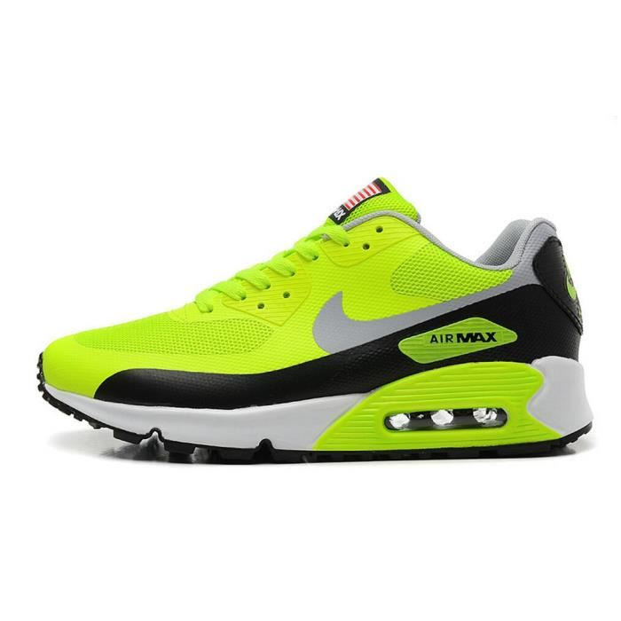 Soldes nike air max homme jaune fluo 2019 16586